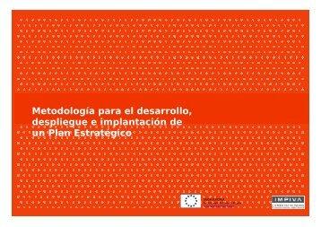 Metodología para el desarrollo, despliegue e implantación de un ...