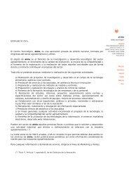 solicitud completa asociacion 2005 - Ainia