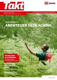 Schatzsuche 2.0: Abenteuer Geocaching