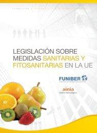 legislación sobre medidas sanitarias y fitosanitarias en la ue - Ainia