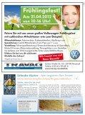 Wohin heute? Ihr Wochenkalender - Urlaubs-Kurier - Seite 7