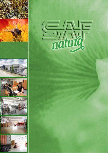 condizioni generali di vendita - Saf Natura srl