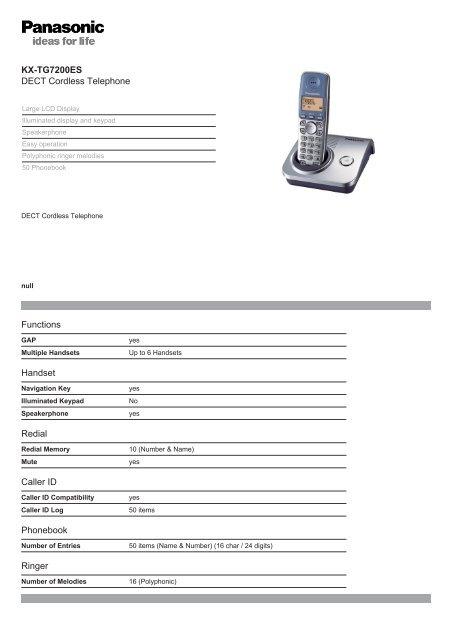Handy KX-TG7200.pdf Apr 28 2009 12:35:17 PM