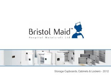 Storage Cupboards, Cabinets & Lockers.indd - Bristol Maid
