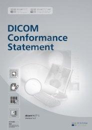 DICOM Conformance Statement - Oehm+Rehbein Hard