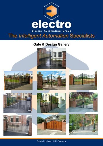 Gate & Design Gallery - Electro Automation Group Limited