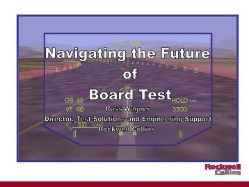 Presentation-WagnerK.. - Board Test Workshop Home Page