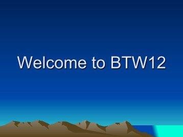 BTW12 Agenda and Sponsors.pdf - Board Test Workshop Home Page