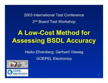 3-1 HeikoEhrenberg Goepel-Slides.pdf - Board Test Workshop ...