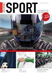 BadenSport Magazin