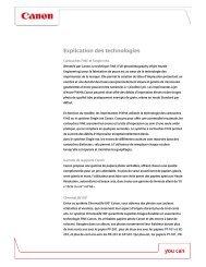 d'informations techniques (PDF, 78kB)