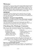 Expansion Handset OWNER'S MANUAL - at Uniden - Page 2