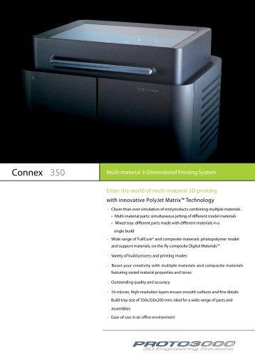 Connex 350 - Proto3000