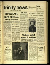 REPUBLICANS NOW OFFICIAL - Trinity News Archive
