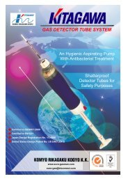 To download a brochure with instructions and tube ... - Euro-Gas