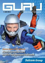 Guru_1_2010.pdf - Salcom Group Oy