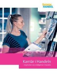 Karriär i Handeln - Svensk Handel