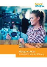 Morgonmöte Ht 2011.pdf - Svensk Handel