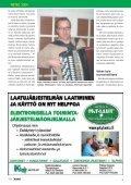 WWW.metsakoneet.fi. Reijo Lahtonen etsii koneille uudet omistajat s ... - Page 2