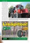 Komatsu Forestilla uskotaan konekaupan vauhdin säilyvän s. 12 - Page 2