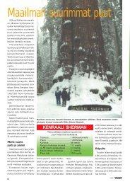 Maailman suurimmat puut s. 58