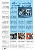 Scanian R-sarja syntyi kuljettajan ehdoilla s. 6 - Page 6