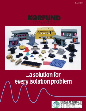 ...a solution for every isolation problem