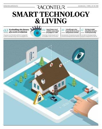 SMART TECHNOLOGY & LIVING