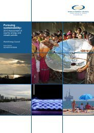 2010 Assessment of country energy and climate policies