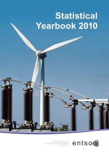 Statistical Yearbook 2010 - Swiss Energy Council