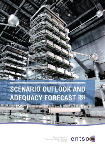 scenario outlook and adequacy forecast 2013 - Swiss Energy Council