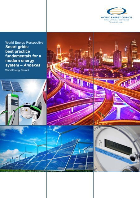 Smart grids: best practice fundamentals for a modern energy system ...
