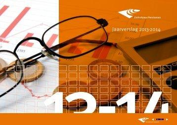 digitaal jaarverslag 2014 ombudsman pensioenen DEF versie 29 april