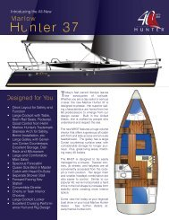 Introducing the All-New - Marlow-Hunter, LLC