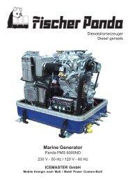 Marine Generator - Marlow-Hunter, LLC