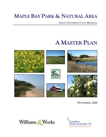 maple bay park & natural area - Grand Traverse Regional Land ...