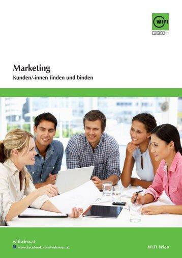 Marketing - Ausbildungen im WIFI Wien