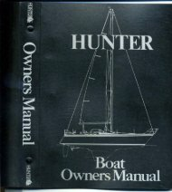 Hunter 34 Owner's Manual.pdf - Marlow-Hunter, LLC