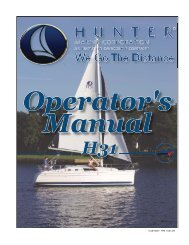 31 Operator's Manual.. - Marlow-Hunter, LLC