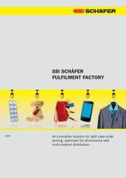 SSI SCHÄFER FULFILMENT FACTORY