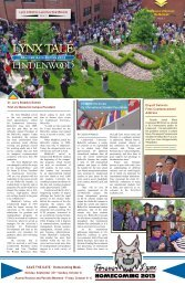 Volume 5, Issue 1 - August 2013 - Lindenwood University - Belleville