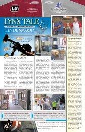 LYNX TALE - Lindenwood University - Belleville
