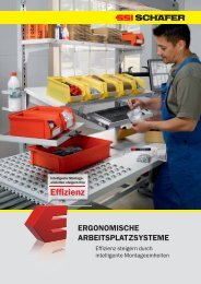 ergonomics@work! - SSI Schäfer