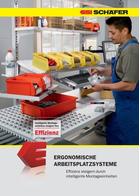ergonomics@work! - SSI Schäfer