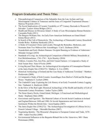 Dissertation scholarship