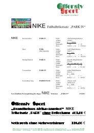 NIKE Spielersporttasche JUST DO IT ... - Offensiv Sport