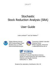 User Guide - Florida Rivers Lab