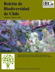 PDF - Boletín de Biodiversidad de Chile - WordPress.com