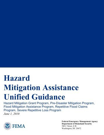 (HMA) Unified Guidance - State of Oklahoma Web Site