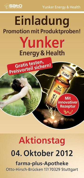 04. Oktober 2012 farma-plus-Apotheke - Offizin 24